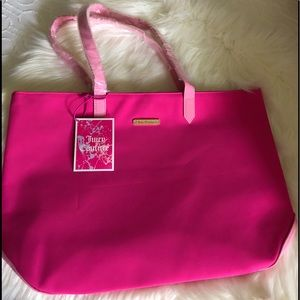 Juicy couture beach tote